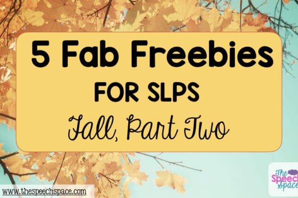 more Fall freebies