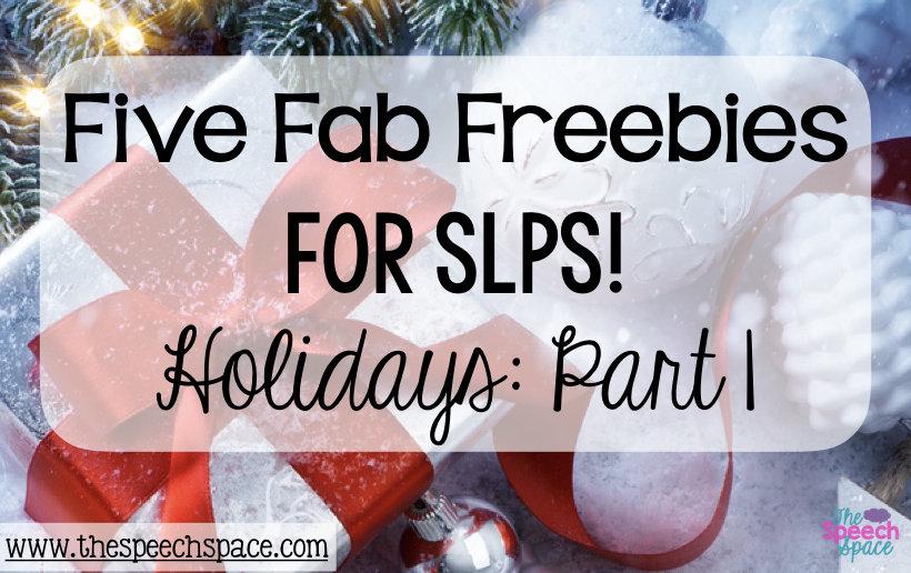 festive freebies
