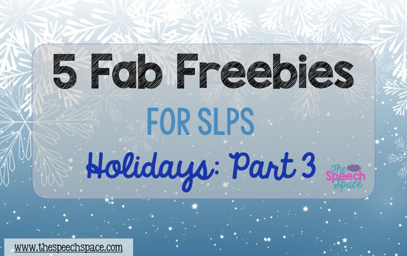holiday freebies