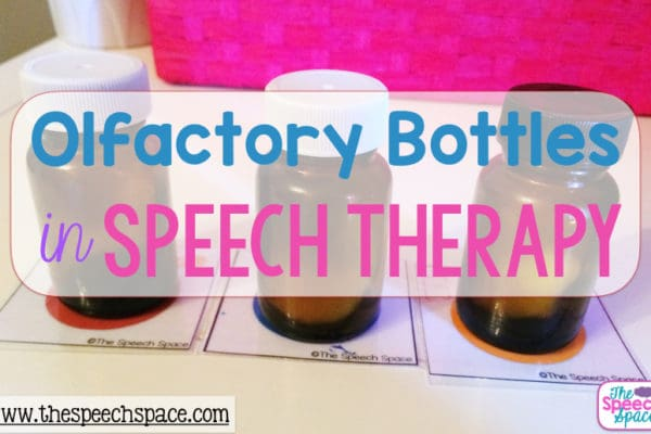 Using Olfactory Bottles in Speech Therapy: a Montessori Method – Plus a FREEBIE!