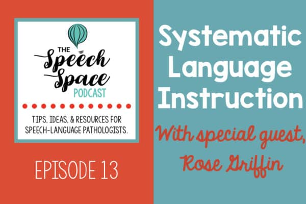 Systematic Language Instruction