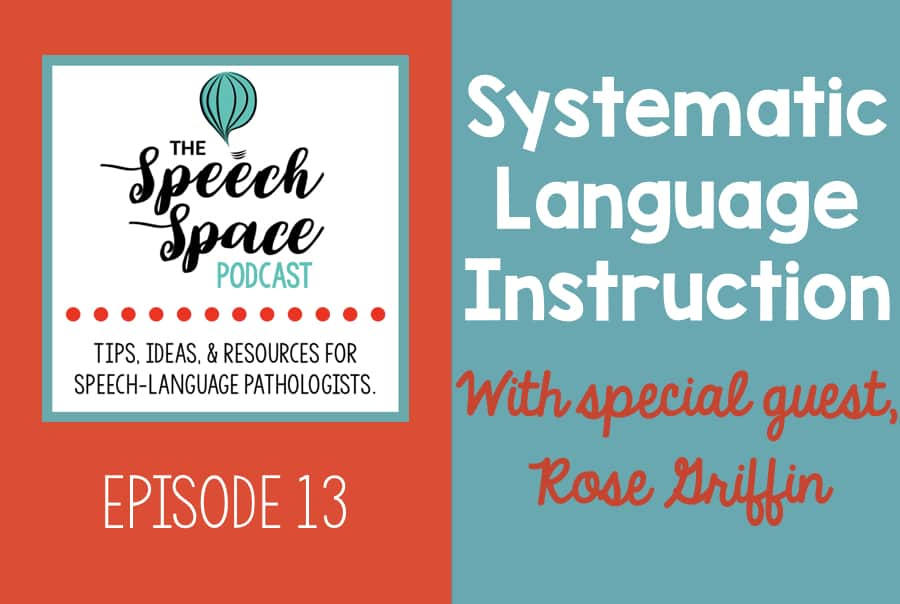 Systematic Language Instruction For Minimally Verbal Students The