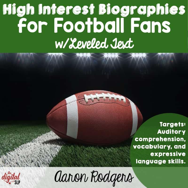 No Print Football Bios Aaron Rodgers thedigitalslp.com